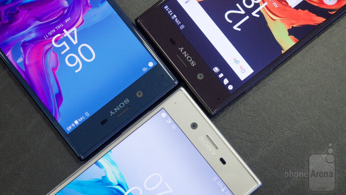Sony Xperia XZ vs Samsung Galaxy S7 Edge vs Apple iPhone 6s Plus vs