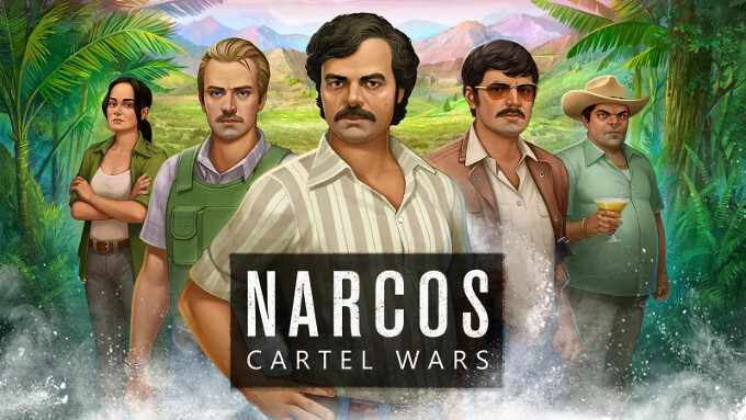 Narcos: Cartel Wars game lands on mobiles: drugs, guns and … mariachi