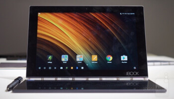 Lenovo Yoga Book Preview Hey Look It S A Tablet With A