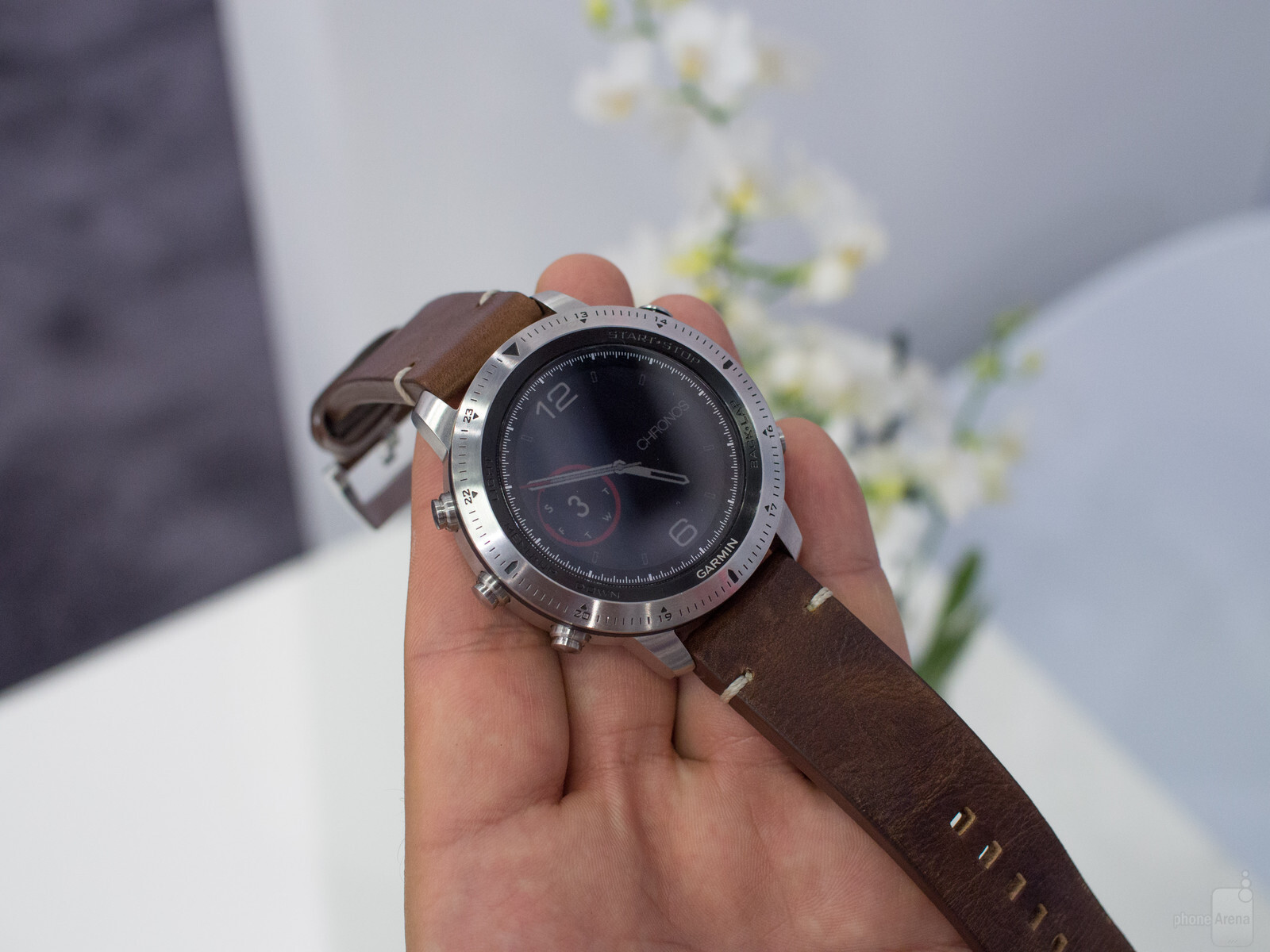 Fin Garmin Fenix Chronos hands-on: here's what a $1000 smartwatch CL-62