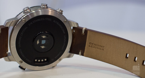 The Garmin Fenix Chronos features an array of sensors and quality-made straps - Garmin Fenix Chronos hands-on: here's what a $1000 smartwatch looks like