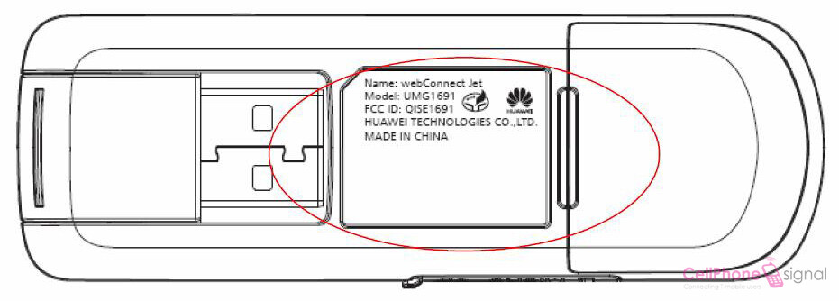 Huawei UMG 1691 to be brought on as T-Mobile's second USB stick