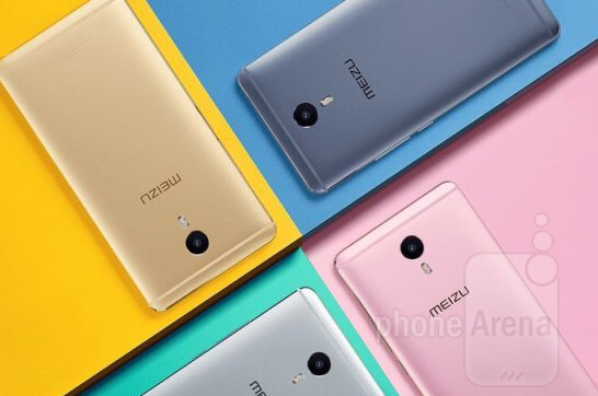 Meizu officially debuts the 6-inch M3 Max phablet