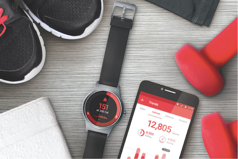 Alcatel unveils MOVE, a collection of wearables: smartwatch, bracelet, GPS tracker