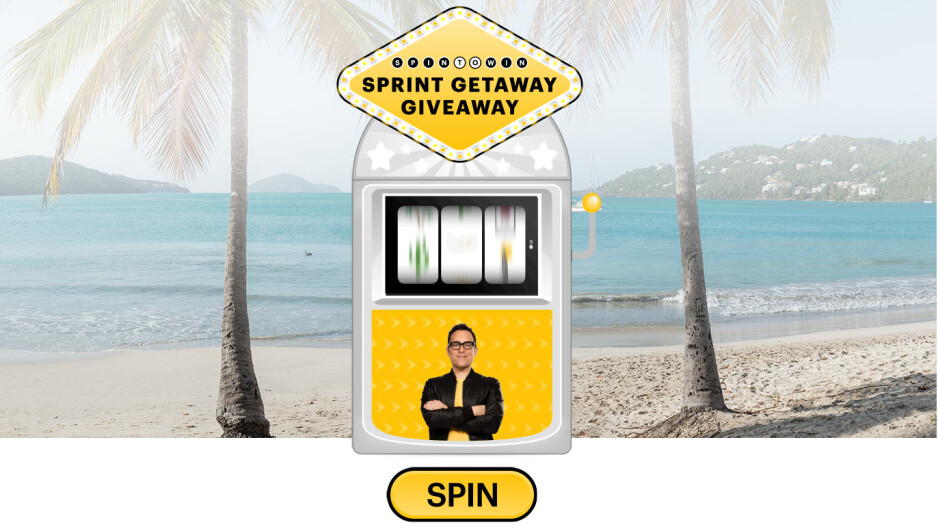 """Win an LG G5 smartphone by entering Sprint's """"Getaway Giveaway"""" sweepstakes"""