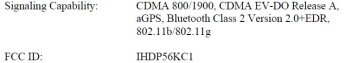 The Motorola Sholes A855 passes the FCC, next stop Verizon as the Tao?