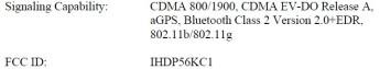 The Motorola Sholes A855 passes the FCC, next stop Verizon as the Tao?