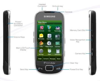 Samsung Caliber R850