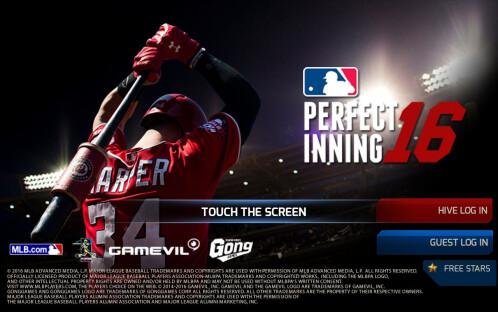 MLB Perfect Inning 16