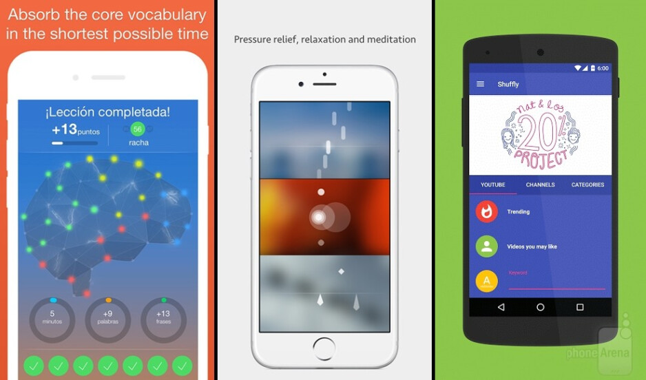 Best new Android and iPhone apps (August 30th - September 5th)