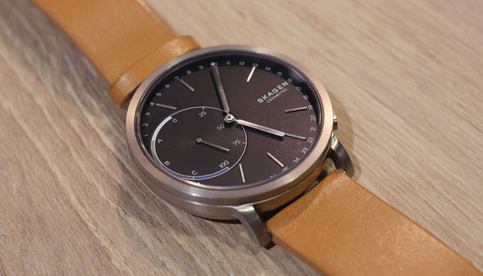 Skagen Hagen Connected: hands-on with the seriously analog-looking hybrid smartwatch