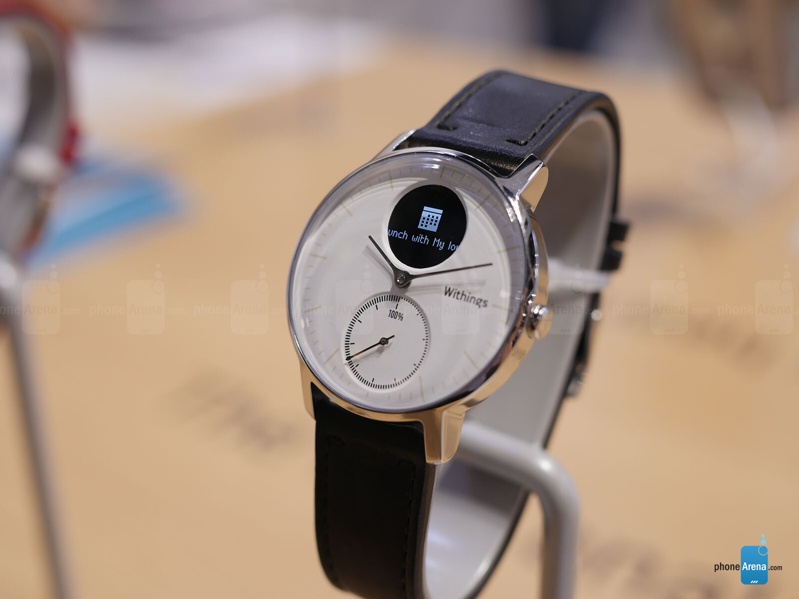 Withings Steel HR: hands-on look at the heart-rate ...