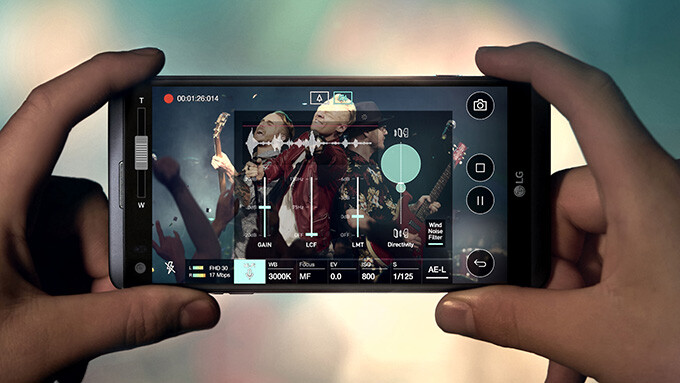 LG V20 size comparison vs Galaxy Note 7, LG V10, HTC 10, Nexus 6P, iPhone 6s Plus, Moto Z Force