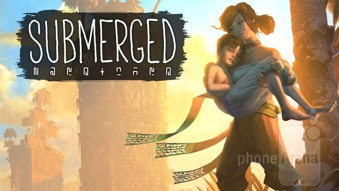 Beautiful adventure game Submerged out now on the App Store