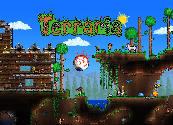 Whoop, whoop - Terraria on Android is 40% down, get it for $1.99 right here