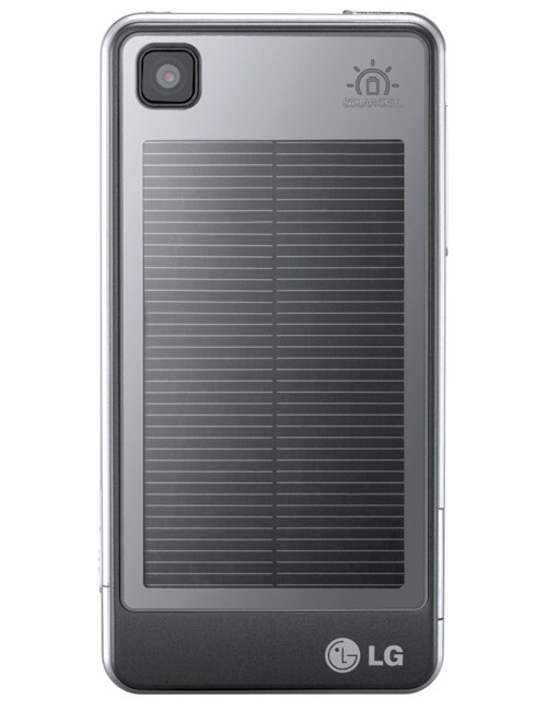 Solar panel variant? - LG Pop GD510 is a stylish and compact touch-screen handset