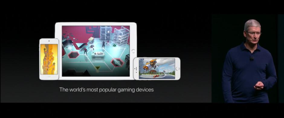 Tim Cook flaunts App Store stats: 140 billion downloads!