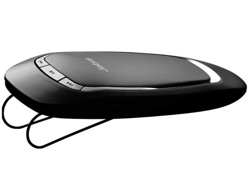The Jabra CRUISE comes with appealing overall design and lots of extra features - Jabra CRUISER - a noise isolating, in-car speakerphone