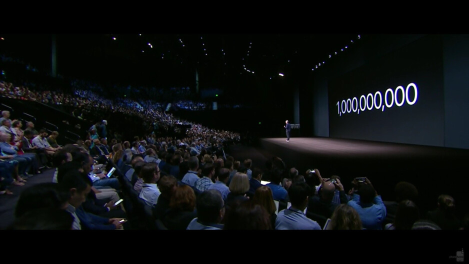 """""""The best selling product of its kind in the history of the world"""": Tim Cook says over a billion iPhones out there"""