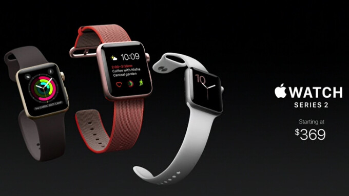 Apple Watch Series 2 price and release date