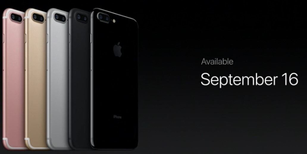 Apple Leak Gives Away iPhone 7 Release Date