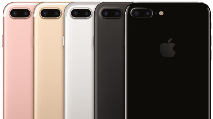 Apple iPhone 7 and iPhone 7 Plus: here are all the official images to gawk at!