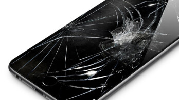 cracked iphone screen it s now cheaper to replace a iphone screen 1644