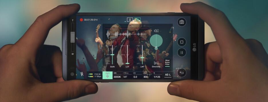 LG V20 - specs review