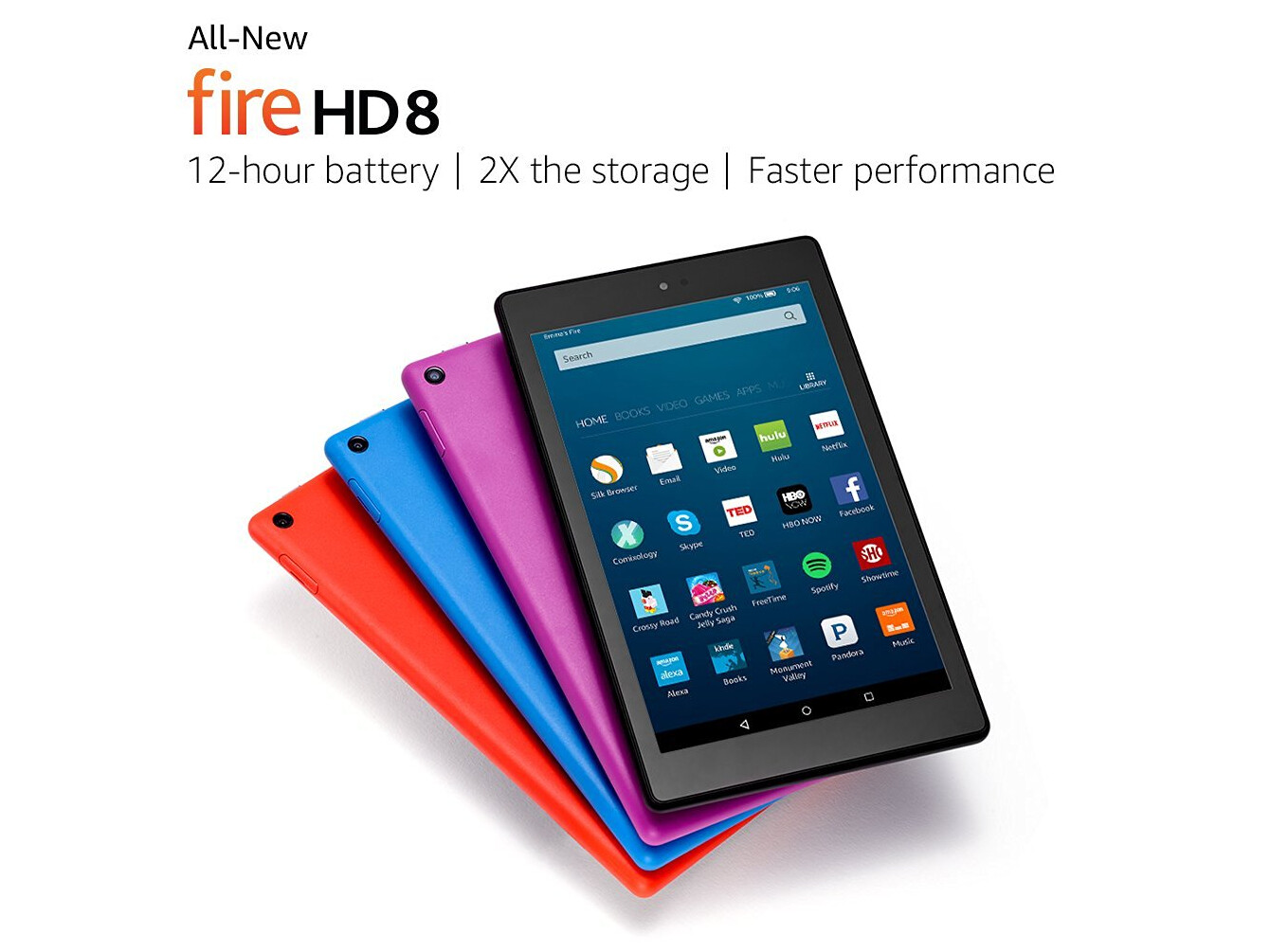 New amazon fire hd 8 price and release date New all hd video