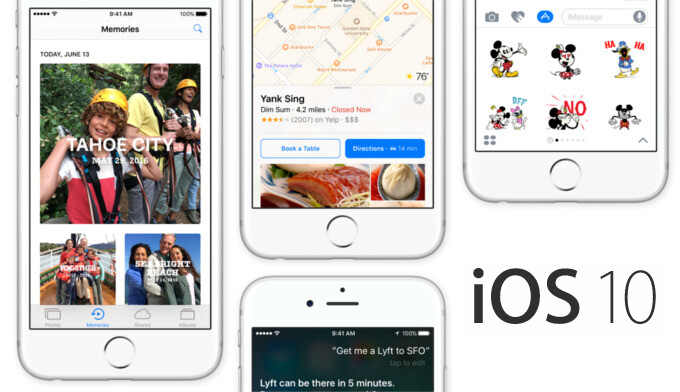 iOS 10 release date, time, and eligible devices: it's today! (September 13)