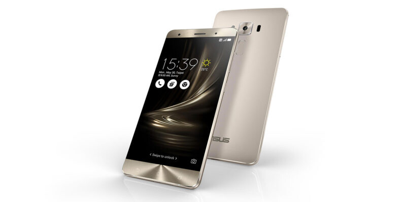 Snapdragon 821-powered ASUS ZenFone 3 Deluxe launches in Taiwan at a hefty price