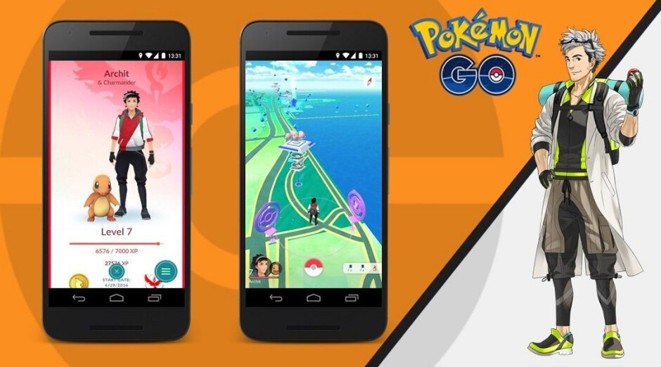 Latest Pokemon Go update will finally introduce the Buddy mechanic and other fixes