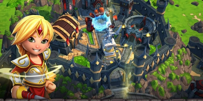 5 of the finest and most popular tower defense games on Android and iOS