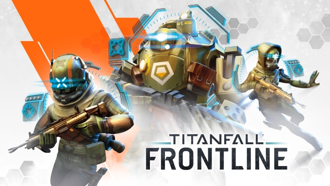 Titanfall: Frontline card battler hitting Android and iOS devices in the Fall