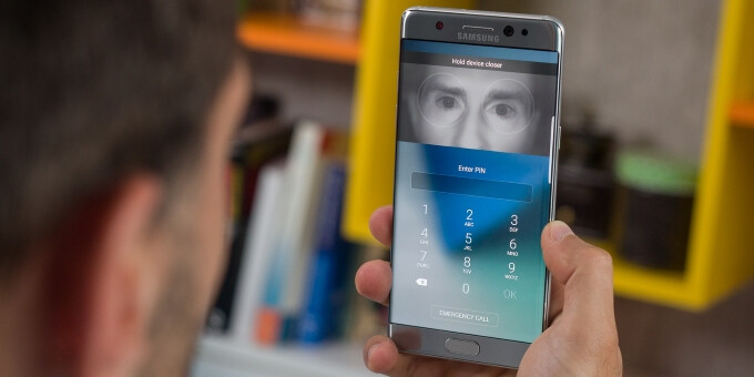 Samsung lets you check whether your Galaxy Note 7 is safe on its web page