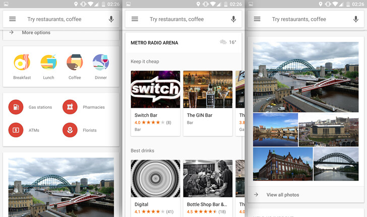 Google looks to be working on an updated version of the Explore section on Google Maps