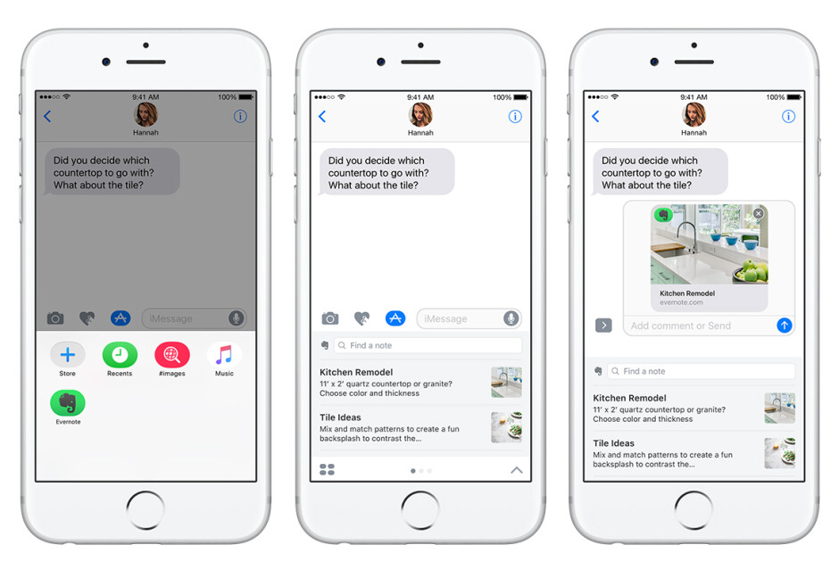 Inline game videos? Cool apps that demo the power of iMessage integration in iOS 10
