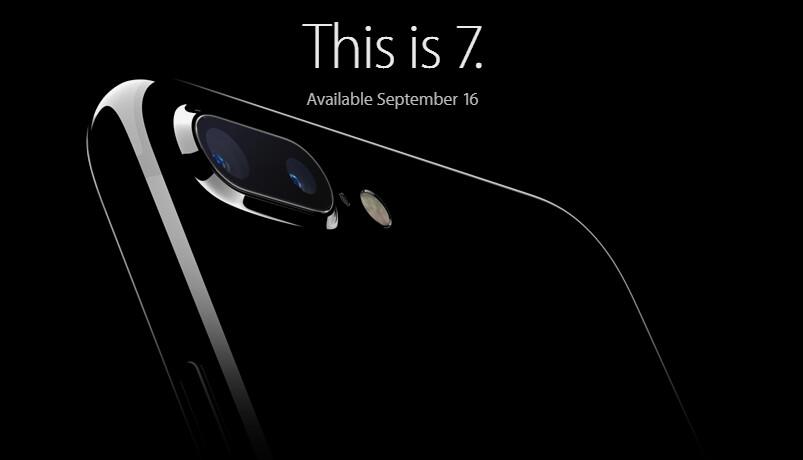 Apple iPhone 7 Plus size comparison versus iPhone 6s Plus, Galaxy Note 7, LG V20, Nexus 6P, S7 edge, OnePlus 3