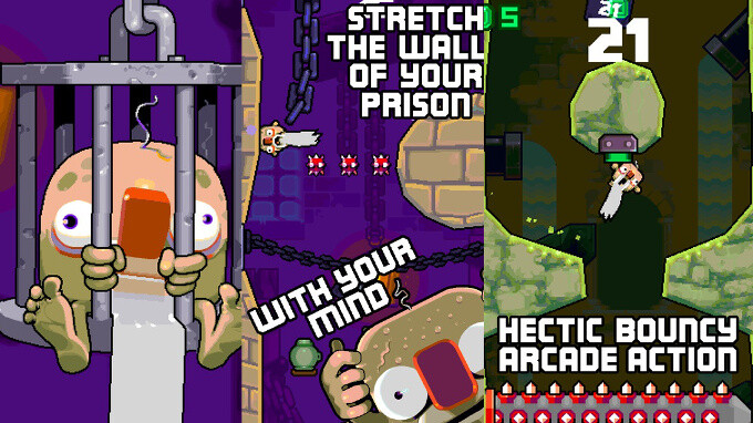 Stretch Dungeon - Best new Android and iPhone games (September 6th - September 14th)