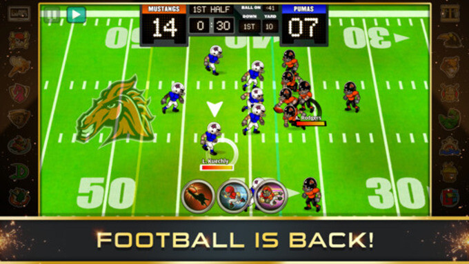 Football Heroes Pro 2017 - Best new Android and iPhone games (September 6th - September 14th)