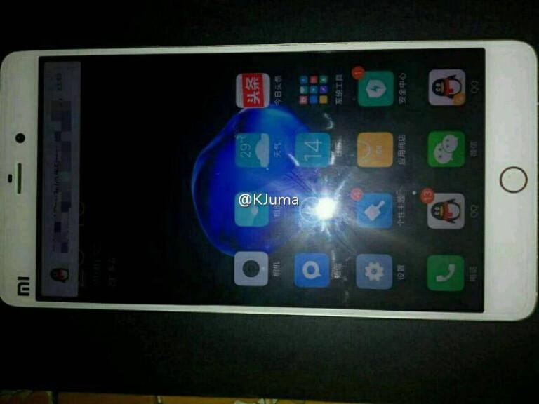Смартфон Xiaomi Mi5s представят 27сентября