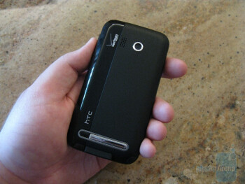Hands-on with the HTC Imagio, Motorola Barrage and Entice