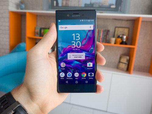Sony Xperia XZ first look