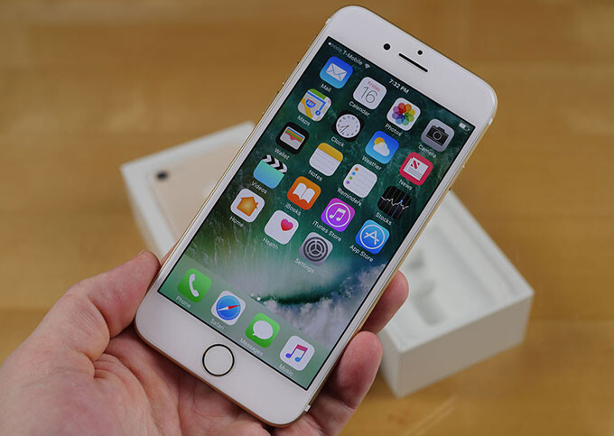 Apple iPhone 7 unboxing: hands-on with the speedy new water-resistant iPhone