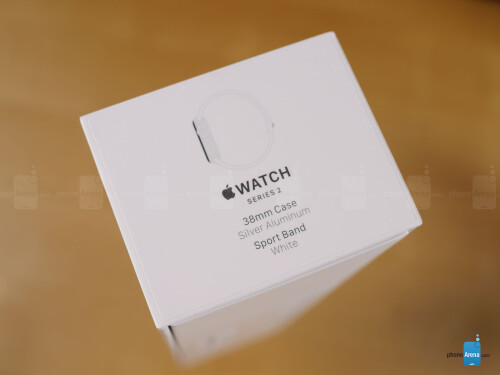 7eb1587838d3 Apple Watch Series 2 unboxing: Apple's smartwatch grows up and ...