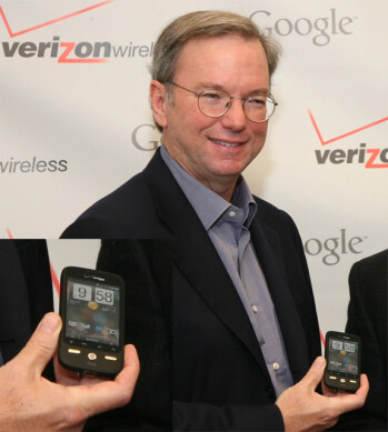 Verizon to get HTC Hero next month?