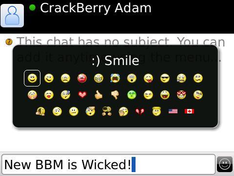 BlackBerry Messenger 5.0 launches Wednesday