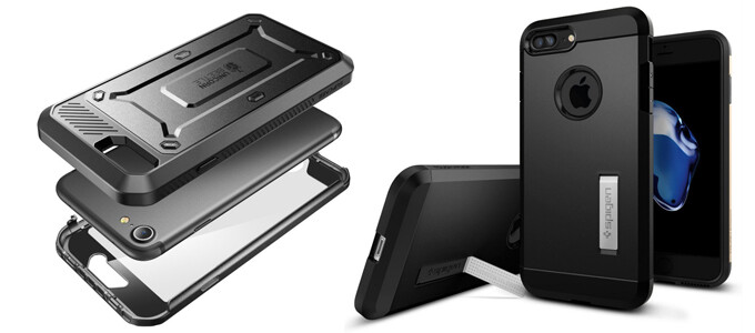best cheap 5aeb0 80e1c The best rugged cases for the iPhone 7 and iPhone 7 Plus - PhoneArena