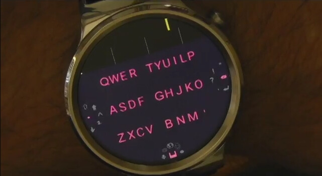 Snapkeys Android Wear keyboard turns your messy typing into quick, accurate phrases