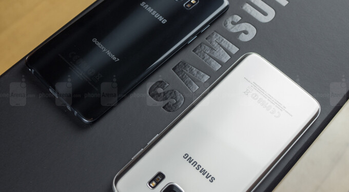 Note 7 recall: should I have an S sticker or black square? Samsung clears it all up